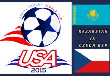 World Cup 2015: Kazahkstan vs Czech Republic Mar 24th 5:30pm PT watch live streaming video