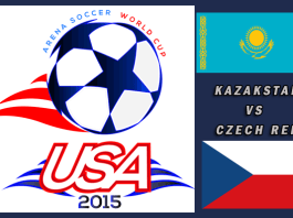 World Cup 2015: Kazahkstan vs Czech Republic Mar 24th 5:30pm PT watch live streaming video