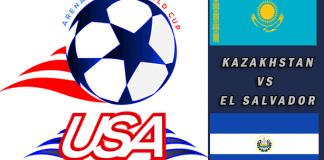 World Cup 2015: Kazakhstan vs El Salvador Mar 25th 6:00pm PT