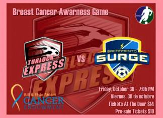 MASL West Division: Sacramento at Turlock Sat, Oct 30th live streaming video