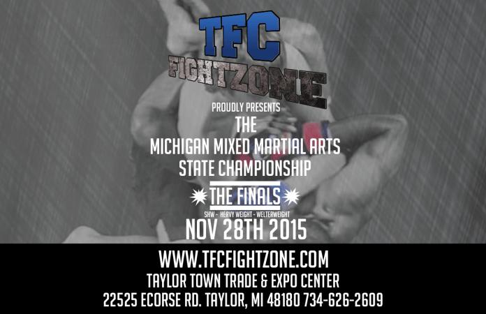 TFC Fight Zone MMA live webcast Nov. 28th 8pm ET