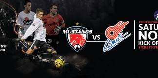 MASL Central Division: Missouri at Chicago Sat, Nov. 21st 7:05 pm CDT