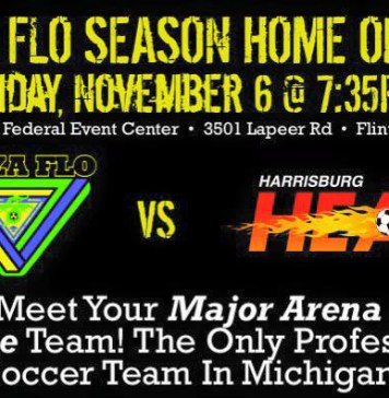 watch live video MASL East Div: Harrisburg Heat at Waza Flo Nov 6th, 7:05pm