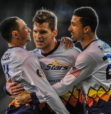 Dallas Sidekicks at Tacoma Stars Dec 6th 3:05pm PT
