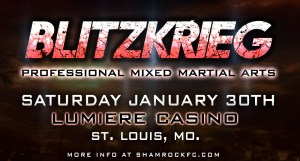 watch live video streaming MMAShamrock FC MMA Fights Jan 30th 2016