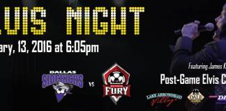 MASL West: Dallas Sidekicks at Ontario Fury 6:05pm PT Feb 13th