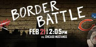 Chicago Mustangs at Milwaukee Wave Sun, Feb 21st 2:05 pm