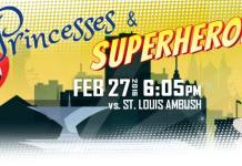 MASL Central Div: St Louis at Milwaukee Wave Sun, Feb 27th 6:05 pm CST