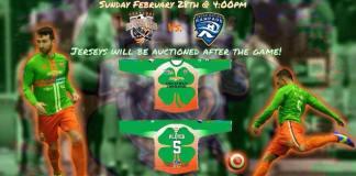 MASL East: Cedar Rapids Rampage at Syracuse Silver Knights Feb 28th, 4:00pm ET