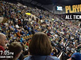 MASL Central Div PLAYOFFS: Missouri at Milwaukee Wave Sat, Mar 11th 7:05 pm CST