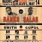 Detroit Brawl Boxing Bouts LIVE on May 14th US vs Russia matchups live webcast fights
