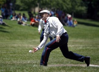 Live on ESPN3: World Tournament of Historic Base Ball (Championship) Sun Aug 14th 3pm ET