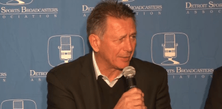 DSBA Red Wings season opener press conference 2016