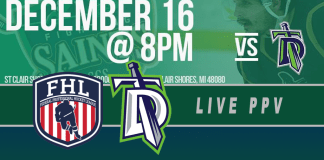 watch live hockey games online FHL Game: Danbury at SCS Fighting Saints Dec 16th, 7:30pm EST