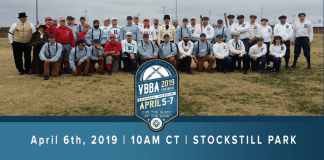 Live from Branson, MO Vintage Baseball: April 6th, 10 am CT- For the Glory of the Game!