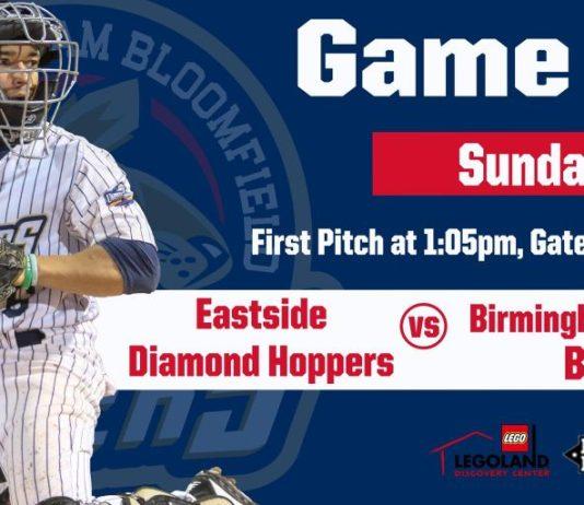 Eastside Diamond Hoppers vs. Birmingham-Bloomfield Beavers