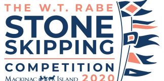 52nd annual stone skipping event promotional image