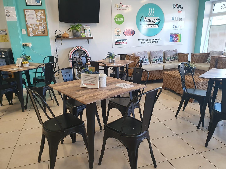 Chances Cafe Mackay