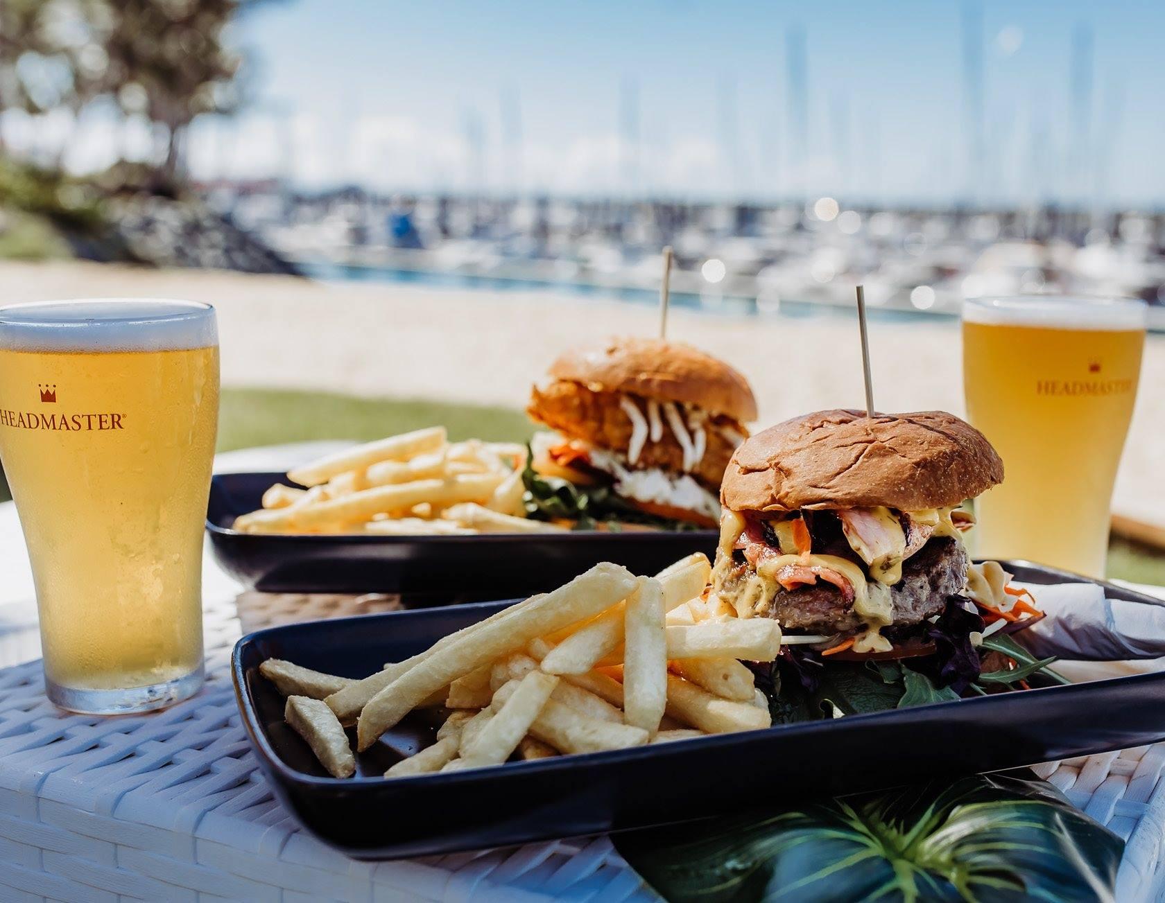 Breakwater Bar & Restaurant Mackay