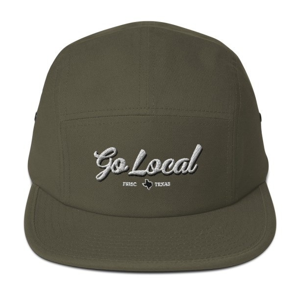 go local green hat
