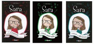 Colección Los misterios de Sara