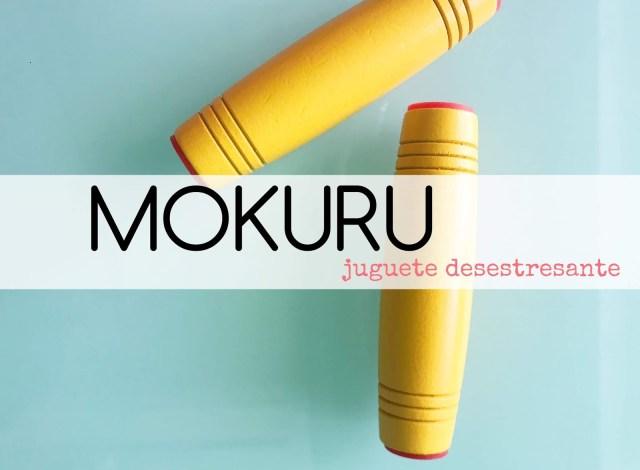 Mokuru juguete desestresante