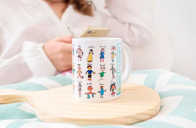 descuentos tazas personalizadas regalos