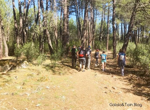 Rutas con niños por la sierra de Guadarrama
