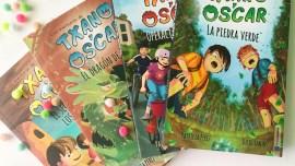 Colección libros Txano y Óscar