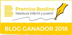 Blog ganador 2018 Premios Boolino Literatura Infantil y Juvenil