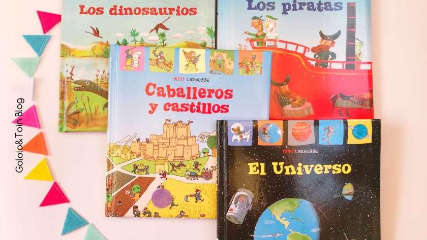 Enciclopedias Mini Larousse