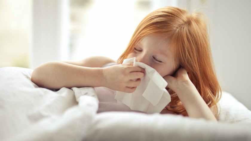 Cómo proteger a los niños de los cambios de temperatura