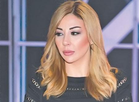الفنانة اللبنانية رولا شامية تعلن طلاقها عبر انستقرام وطليقها يعلق