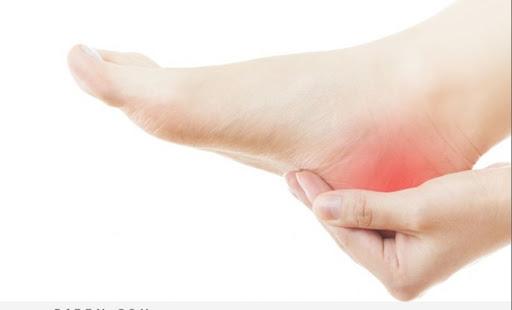 علاج حرارة القدمين الدكتور عبد الباسط
