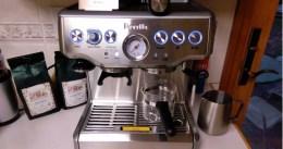 ماكينة اسبريسو بريفيل Breville BES870XL Barista Express Espresso Machine