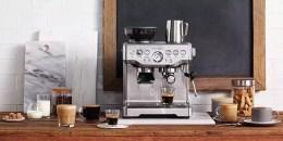 انواع ماكينة اسبريسو بريفيل باريستا واسعارها في امازون امريكا وبريطانيا