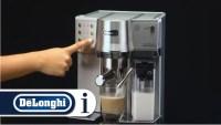 شرح ماكينة قهوة اسبريسو وكبتشينو ديلونجي ec860 سعر ومواصفات وعيوب