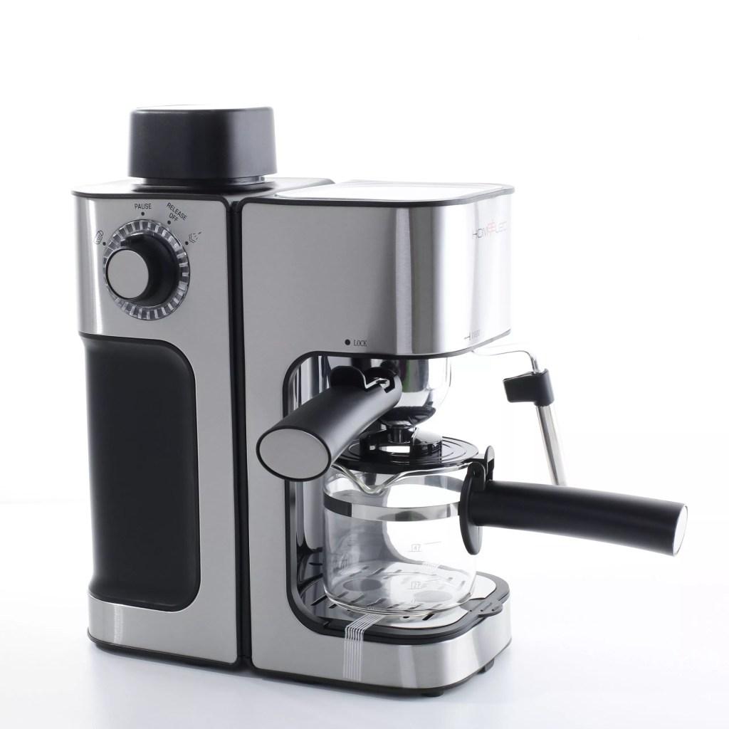 صانعة قهوة اسبرسو هوم إلك HC19CFM1 و HC19CFM4