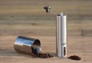 سعر JavaPresse Manual Coffee Grinder ومواصفاتها