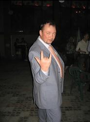 Колосов Максим Алексеевич, руководитель предприятия, занимающегося отстрелом животных