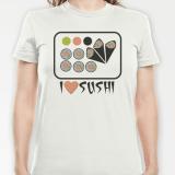 Consigue tu camiseta ilustrada (todas tienen modelo de chico y de chica y diferentes colores)