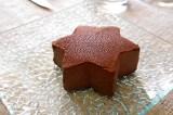 mouse de chocolate