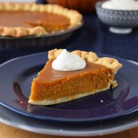 Pumpkin Pie {Estados Unidos}