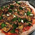 VegetarianWholeWheatPizza