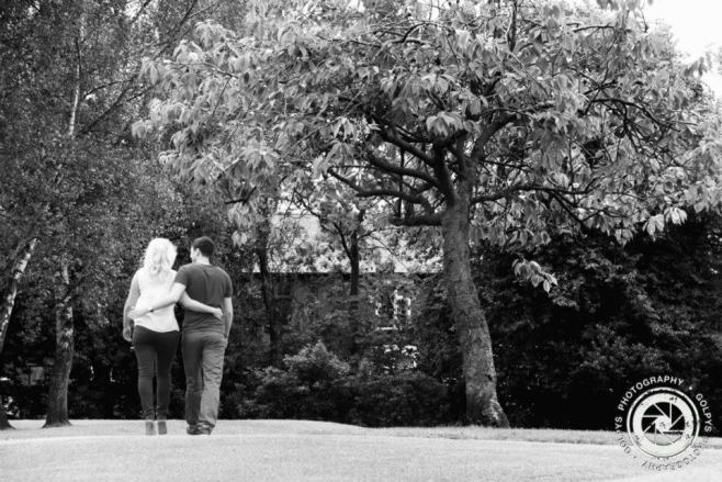 Andy and Janine's engagement shoot