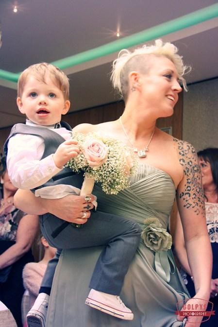 Rachel & Danny's Wedding Day