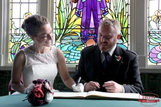 Emma & Jonathan's Wedding Day
