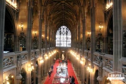 John Ryland's Library