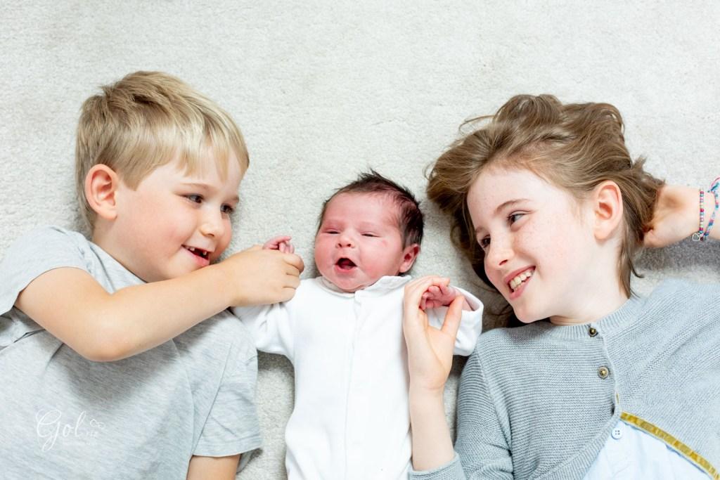 newborn photoshoot during pandemic covid-19