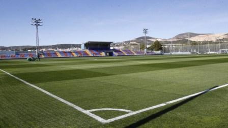 La ciudad deportiva de Buñol ya tiene interesados en su compra - Golsmedia